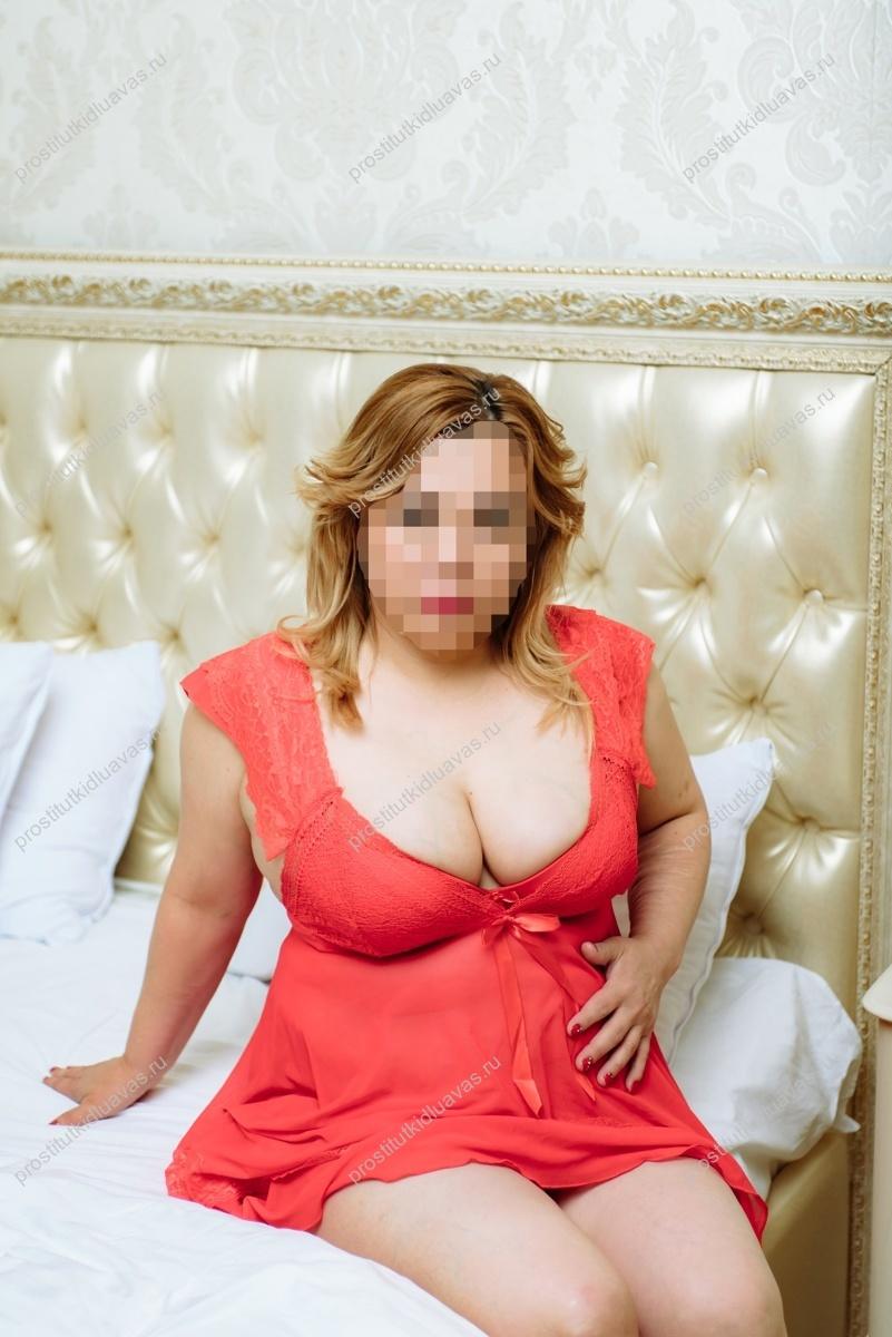 Толстая проститутка Люба