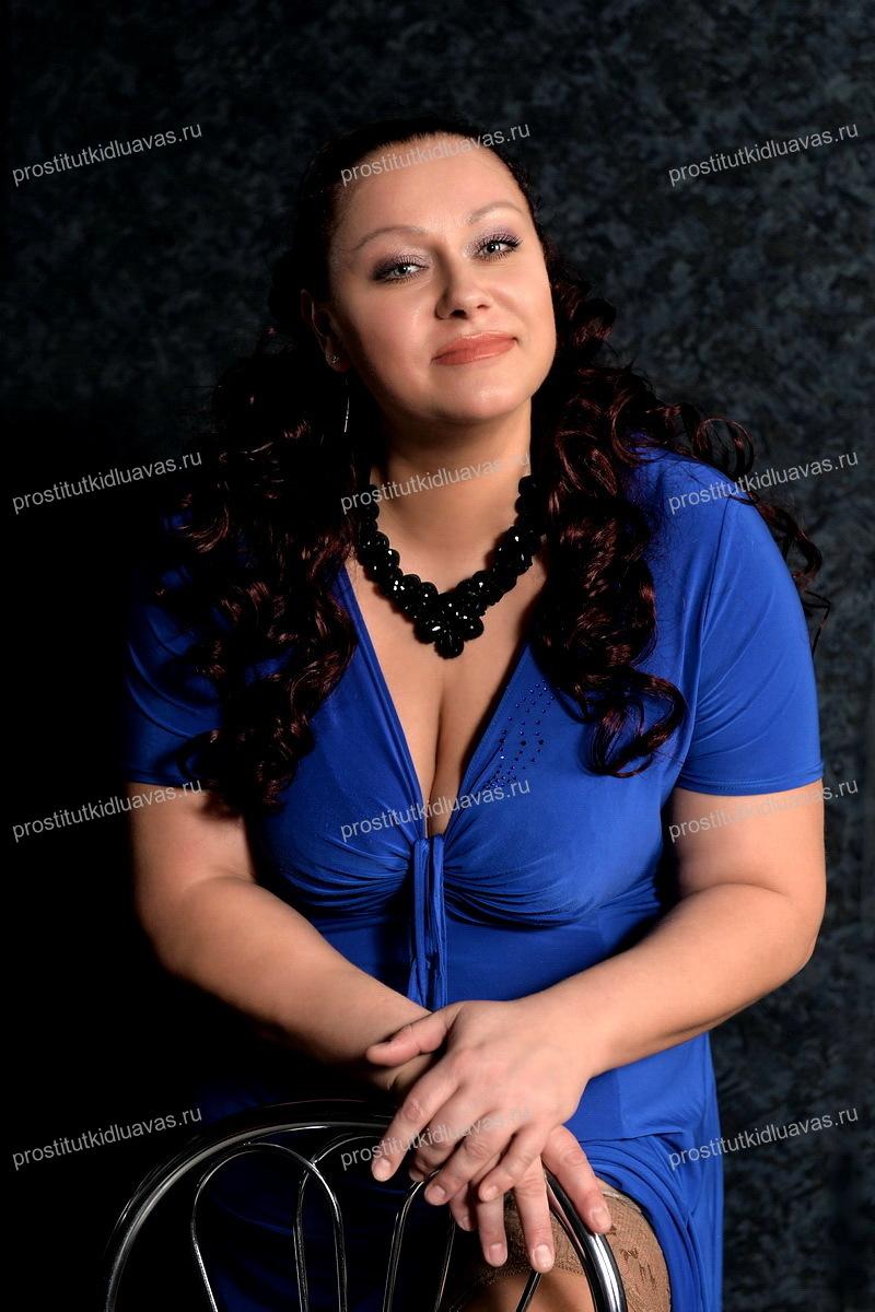 Толстая проститутка Алена