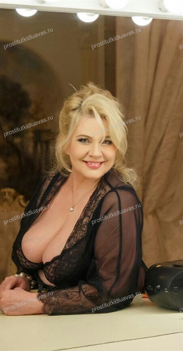 Толстая проститутка Люда