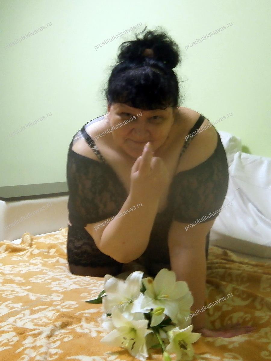 Толстая проститутка Ольга