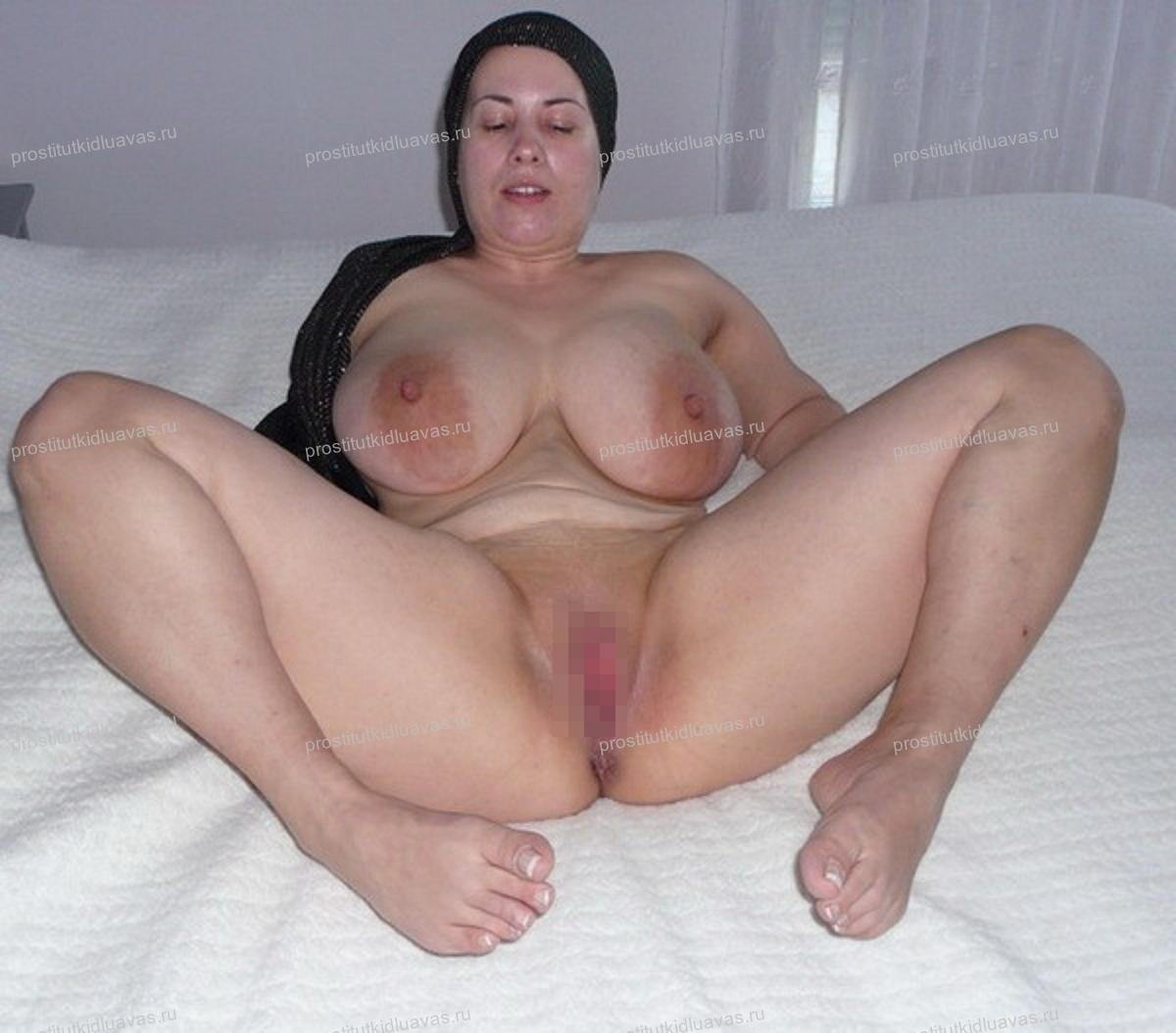 Толстая проститутка Полина