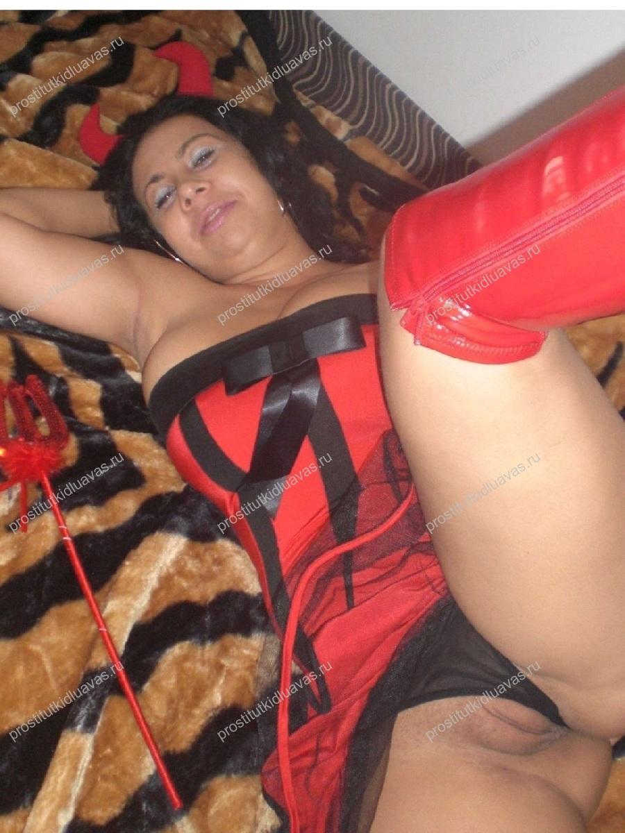 Толстая проститутка Кристина