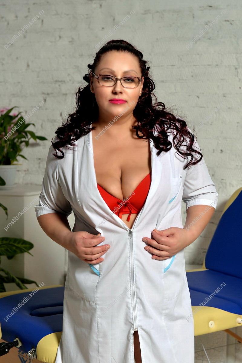 Толстая проститутка Лена