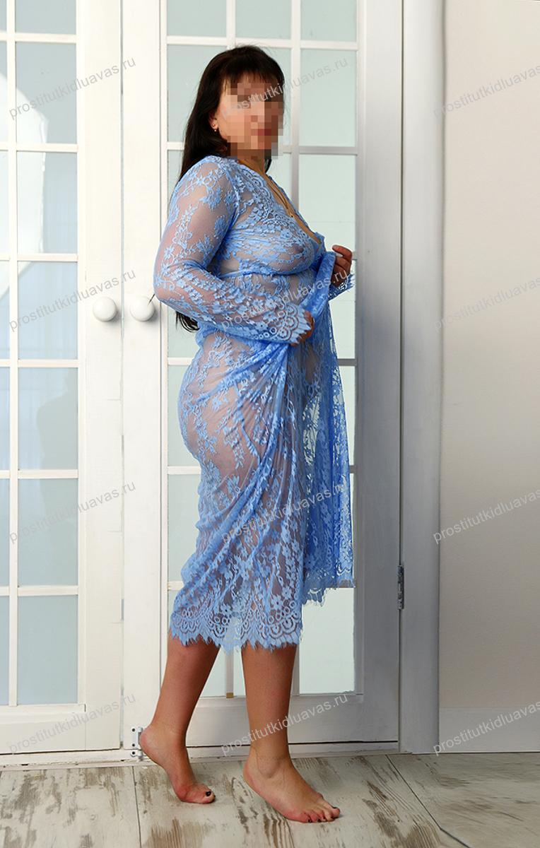 Толстая проститутка Мария
