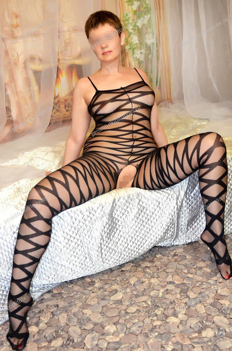 Толстая проститутка Лера